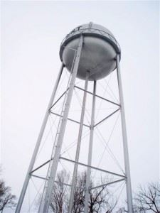 Image of Water-Tower